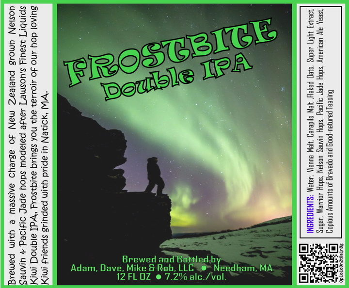 FROSTBITE Double IPA Bottle Label 4x3.3 inches 07 Hiker.jpg