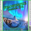 FROSTBITE Double IPA Bottle Label 4x3.3 inches 14 Iceland AB
