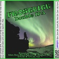 FROSTBITE Double IPA Bottle Label 4x3.3 inches 07 Hiker