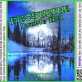 FROSTBITE Double IPA Bottle Label 4x3.3 inches 17 Mount Shrouded Lake